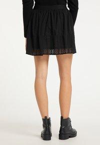 myMo ROCKS - A-line skirt - schwarz - 2
