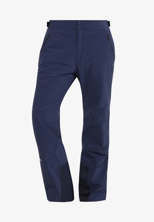 MEN FORMULA PANTS - Snow pants - atlanta blue
