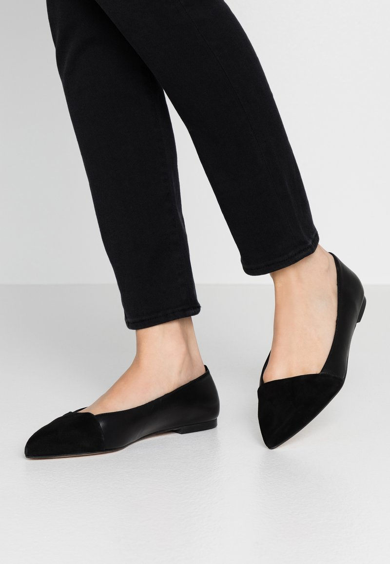 Zign - Ballet pumps - black