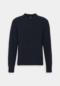 CREW NECK - Jumper - dark blue