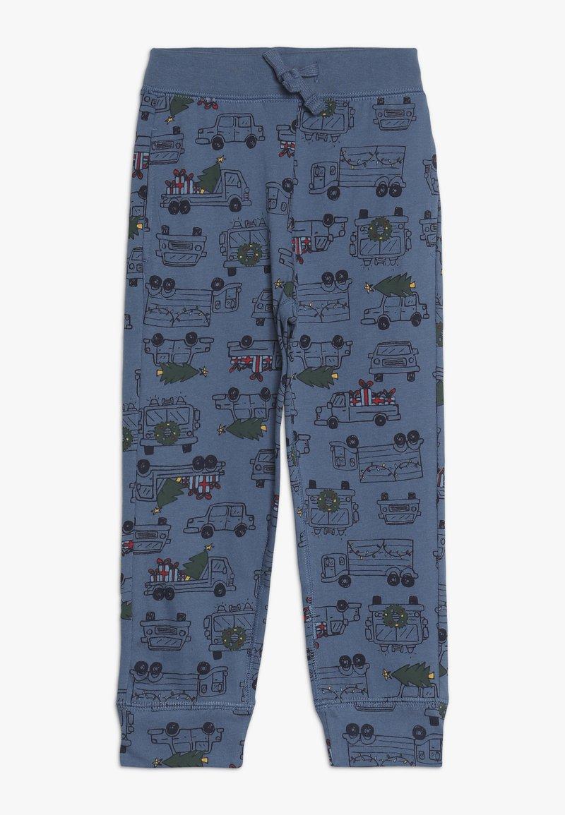 GAP - TODDLER BOY - Teplákové kalhoty - cornflower