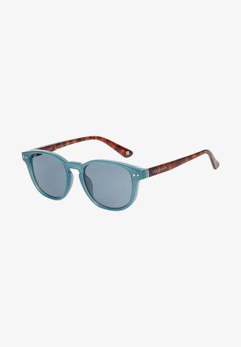 Zonnebril - blue / brown havanna