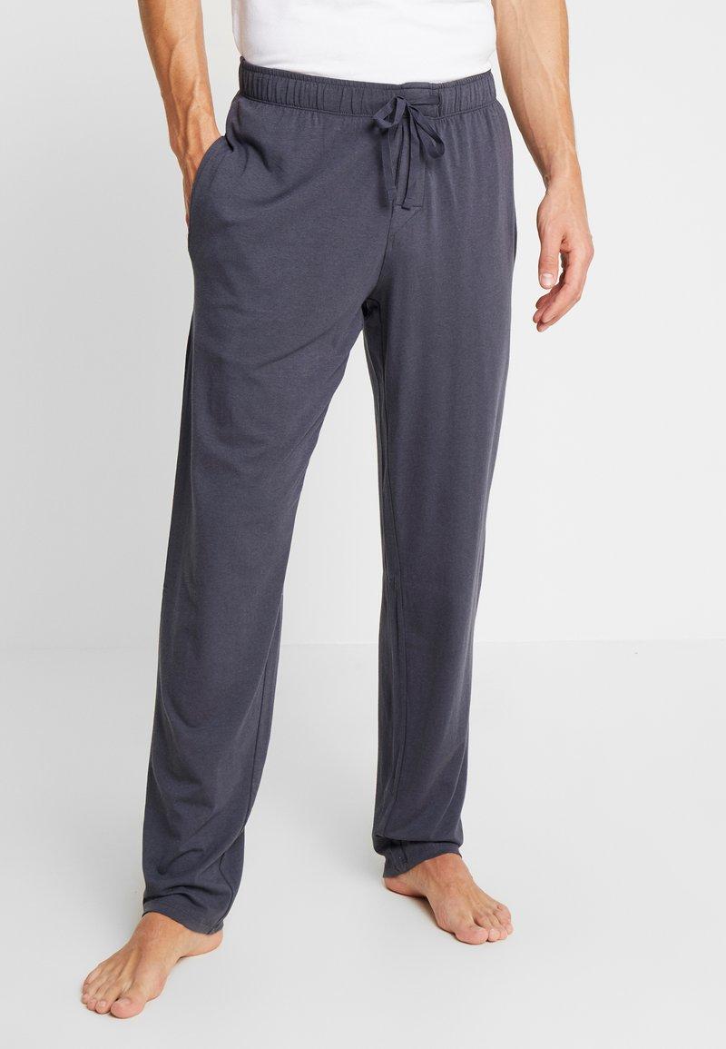 Schiesser - BASIC - Pyjamabroek - dark grey