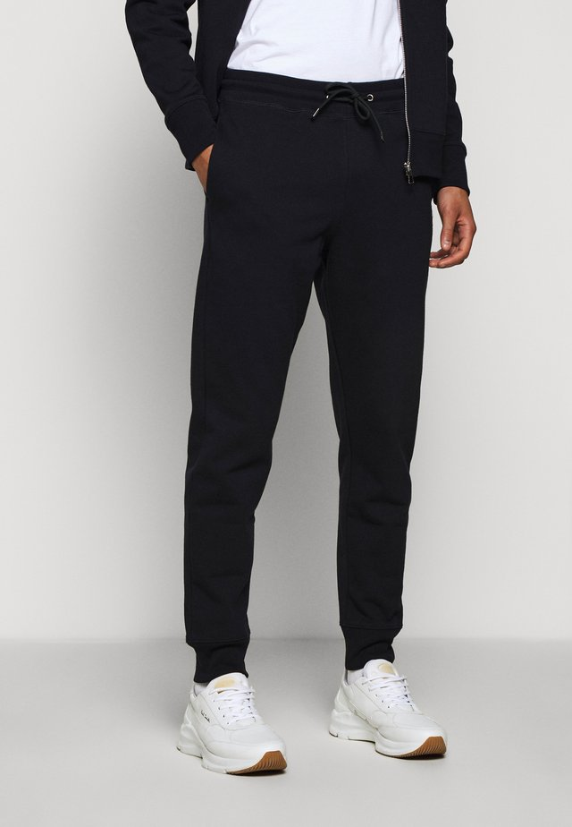 MENS JOGGER - Tracksuit bottoms - dark blue