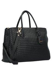 Abro - PIUMA  - Handbag - black - 5