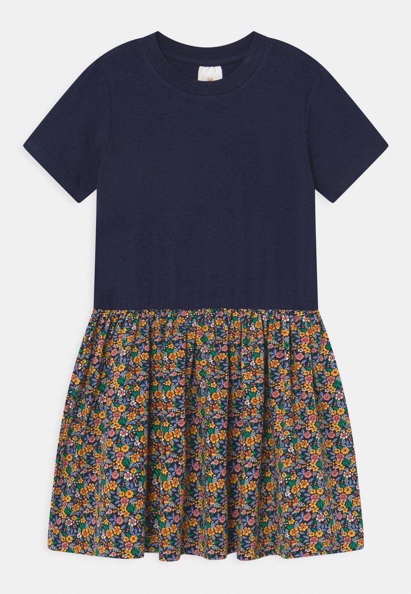The New - UMULLY - Žerzejové šaty - navy blazer
