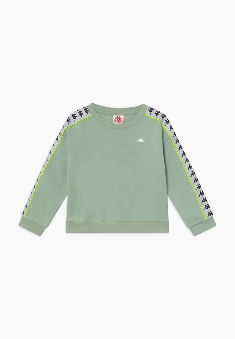 Kappa - HANKA - Sweatshirts - light green