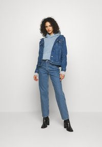 Levi's® Made & Crafted - THE COLUMN - Jeansy Straight Leg - indigo valley - 1