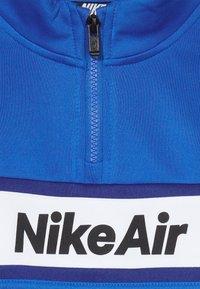 Nike Sportswear - AIR JOGGER SET BABY - Tepláková souprava - deep royal blue - 5