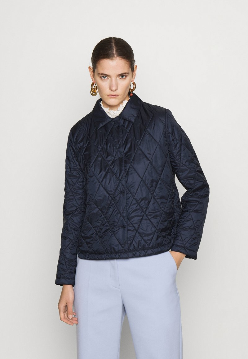 WEEKEND MaxMara - PALMI - Light jacket - blue