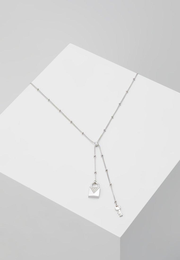 Michael Kors - PREMIUM - Necklace - silver-coloured