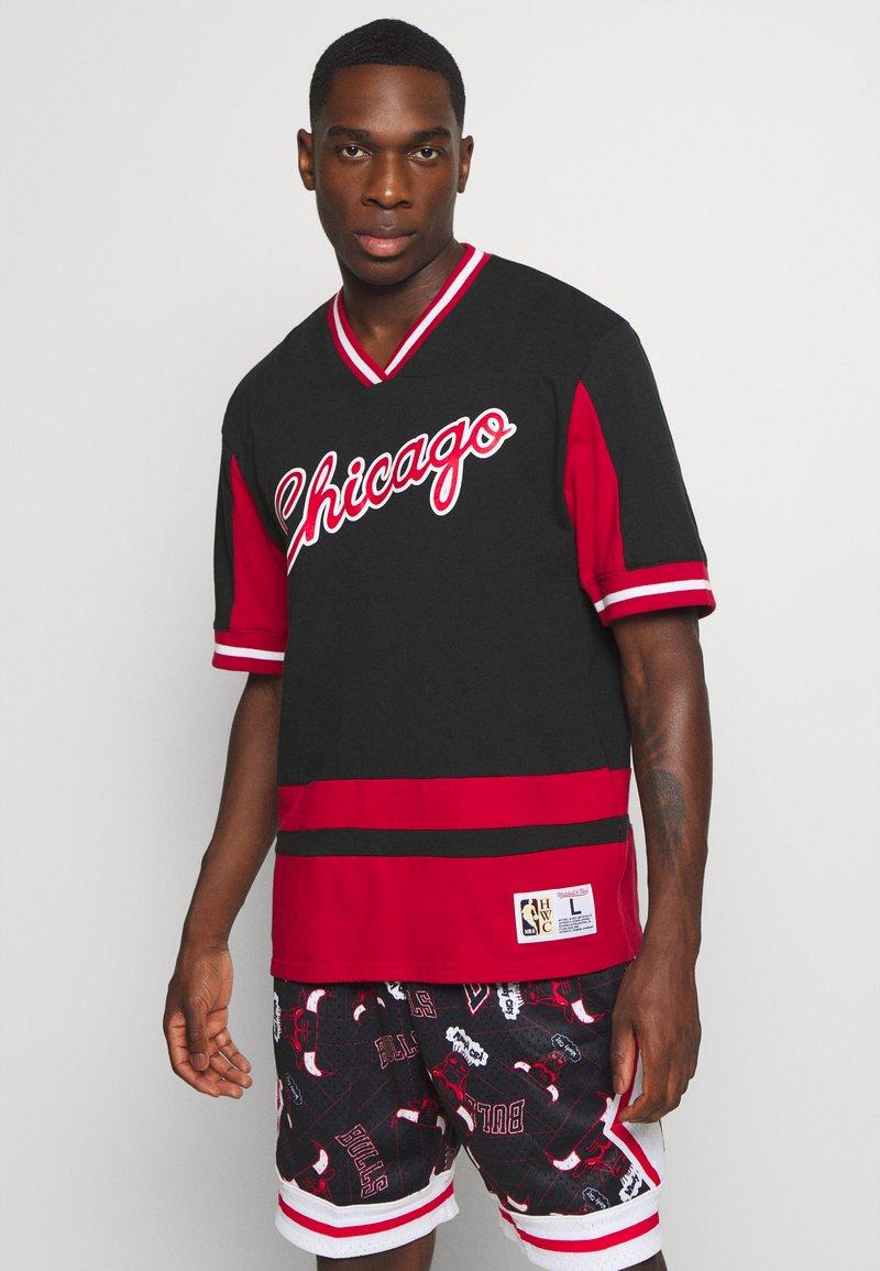 Mitchell & Ness - NBA CHICAGO BULLS FINAL SECONDS - Article de supporter - black