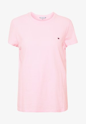 T-Shirt basic - frosted pink