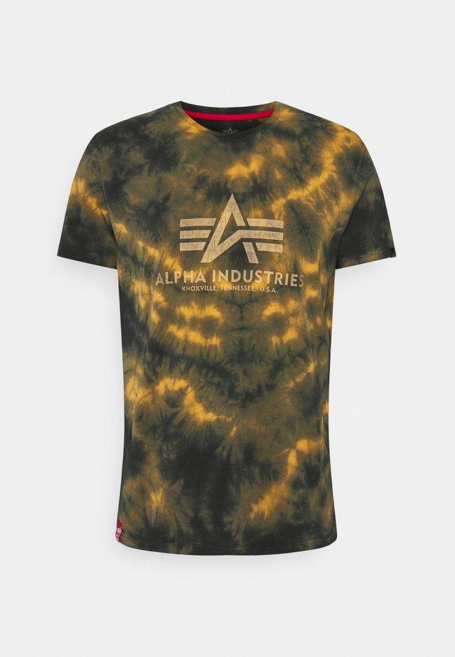 BASIC BATIK - T-shirt print - brown