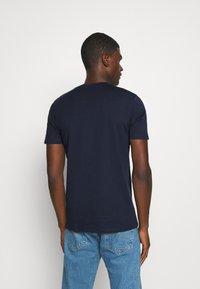 Ellesse - MELEDO - Basic T-shirt - navy - 2