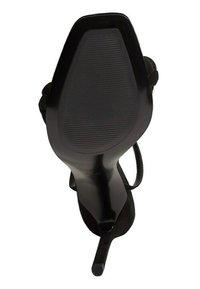 Mango - TREN - High heeled sandals - noir - 2