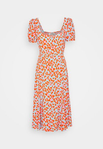 ELENA DRESS - Day dress - medium sky blue