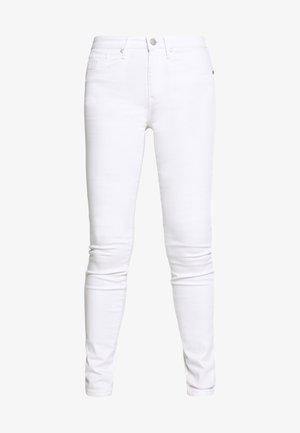 ROME - Straight leg jeans - white
