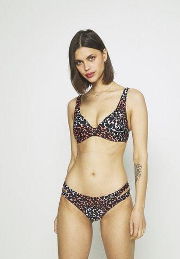 TRIANGLE SET - Bikinit - black