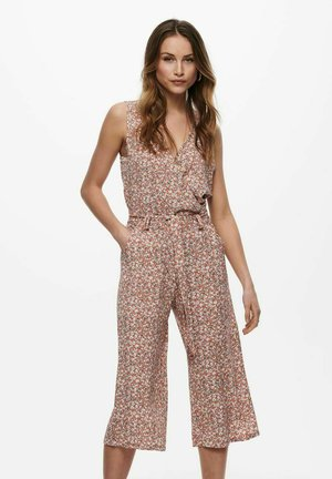 Jumpsuit - cameo brown