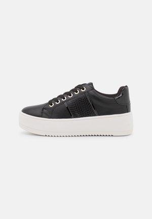 VEGAN CIDNEY - Sneakers laag - black