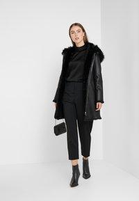 STUDIO ID - VIRGINIA COAT - Classic coat - black - 1