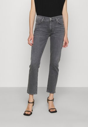 SKYLA  - Straight leg jeans - silvermist