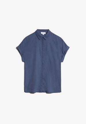 ZONJAA - Button-down blouse - foggy blue