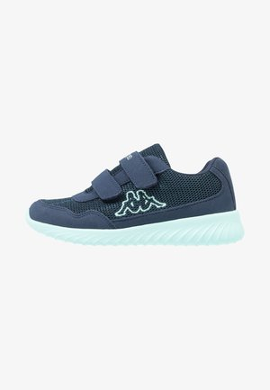 CRACKER II - Sportschoenen - navy/mint