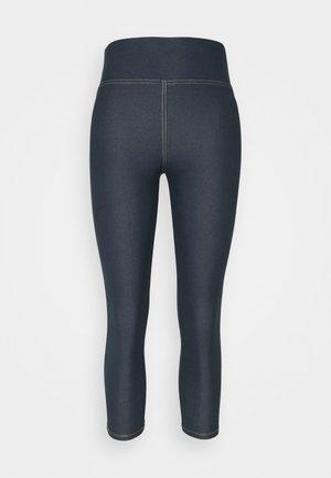 Leggings - Trousers - mid denim