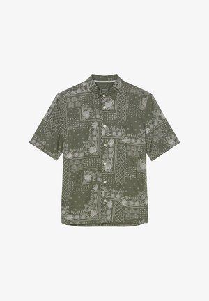 Shirt - multi/found fossil