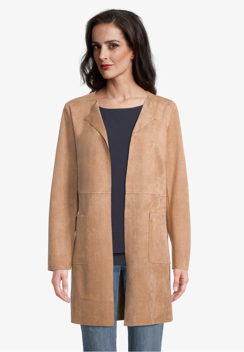 Betty Barclay - OHNE VERSCHLUSS - Short coat - beige