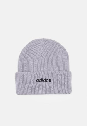 BEANIE - Mössa - glory grey/black