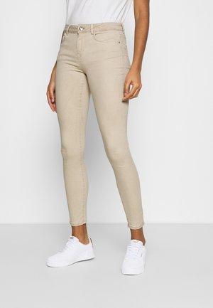 ONLMISSOURI LIFE PANT - Jeans Skinny Fit - humus