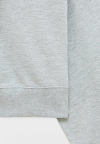 PULL&BEAR - BASIC - Zip-up sweatshirt - mottled grey - 5