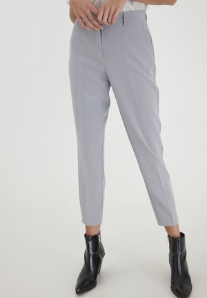 IXLEXI - Trousers - grey