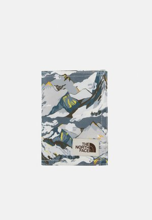 LIBERTY TRAVEL WALLET TNF WHITE LIB - Monedero - light grey