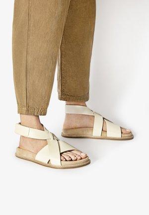 Sandales classiques / Spartiates - mntrl bone nbn