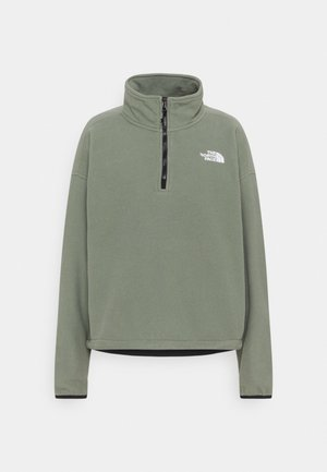 ICE FLOE  - Fleece jumper - agave green