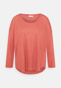 CLOSED - WOMENS - Long sleeved top - dusty coral - 3