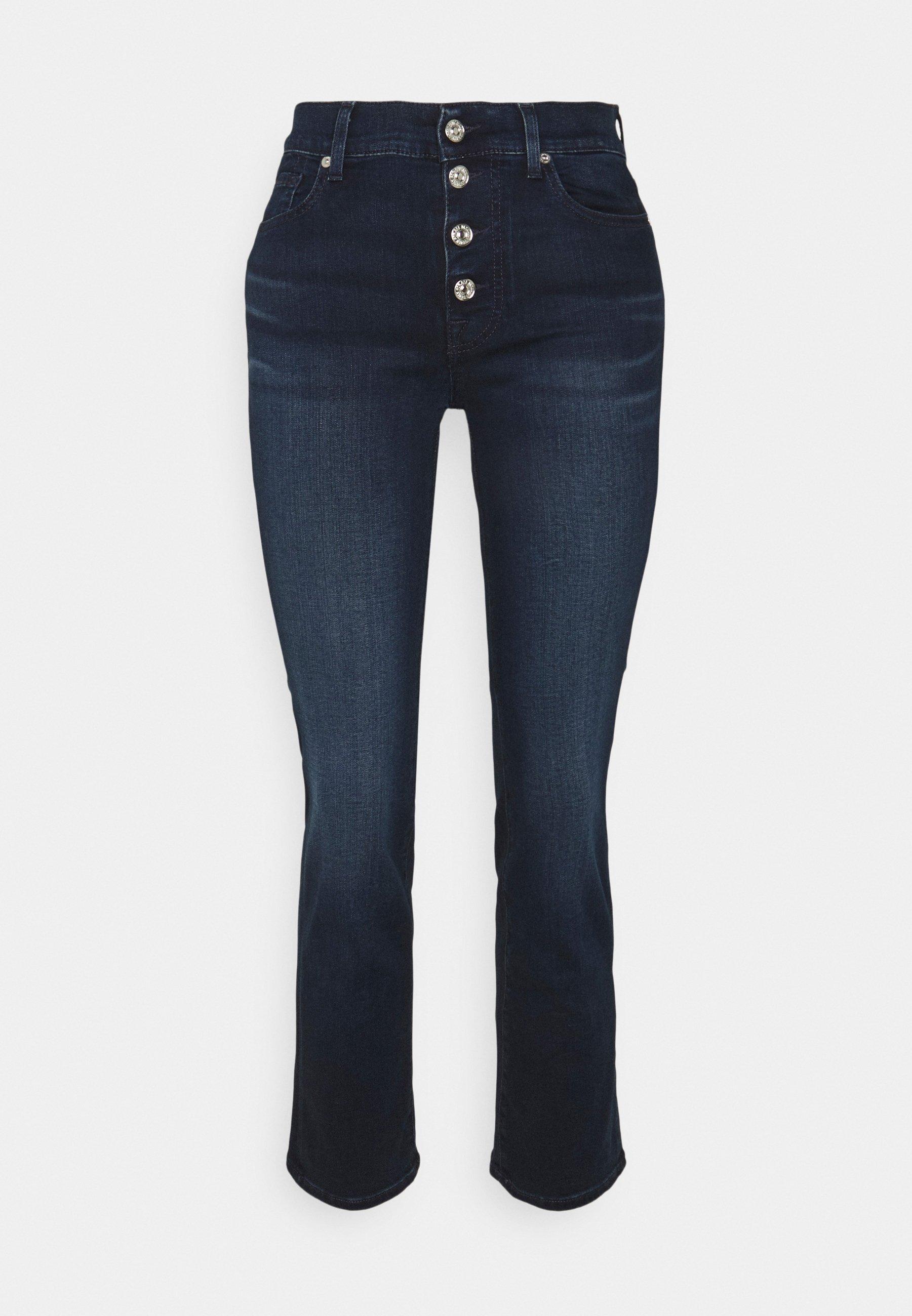 Women THE STRAIGHT CROP - Straight leg jeans