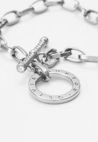 Olivia Burton - BEJEWELLED T-BAR BRACELET - Bracelet - silver-coloured - 4