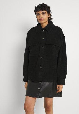 MAJ JACKET - Summer jacket - black