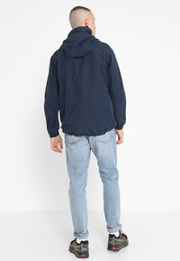 Jack Wolfskin - STORMY POINT JACKET  - Impermeable - night blue - 2