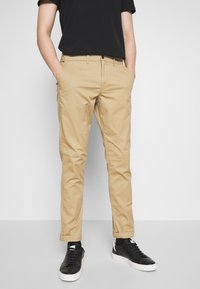 Abercrombie & Fitch - BASIC - Chinos - beige - 0