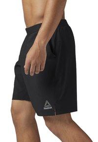 Reebok - SPEEDWICK SPEED SHORTS - Sports shorts - black - 2