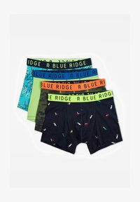 WE Fashion - 4-PACK  - Pants - multi-coloured - 0