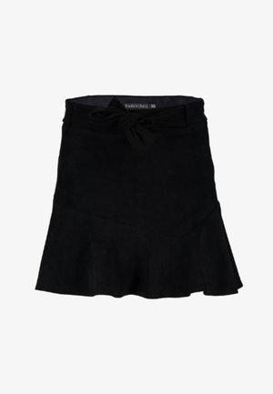 A-lijn rok - zwart