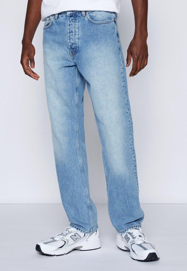 DASH - Jeans straight leg - stone cast blue