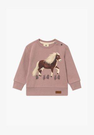 PONY BABY - Sweatshirt - pink